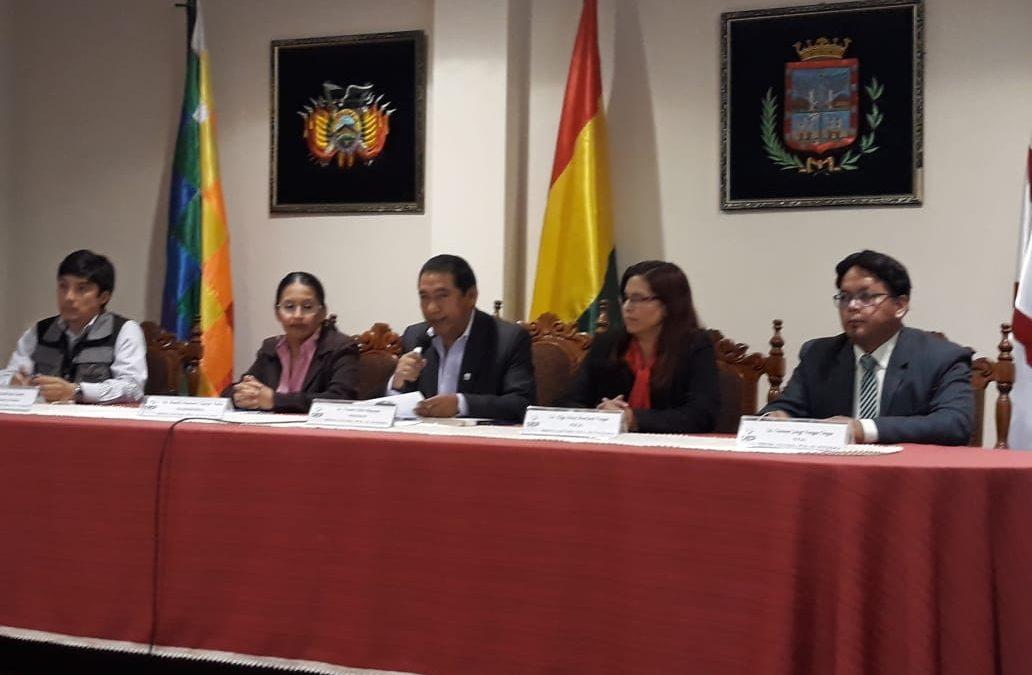 Chuquisaca: 48 personas administrarán las mesas de sufragio en el Referendo Autonómico de Alcalá