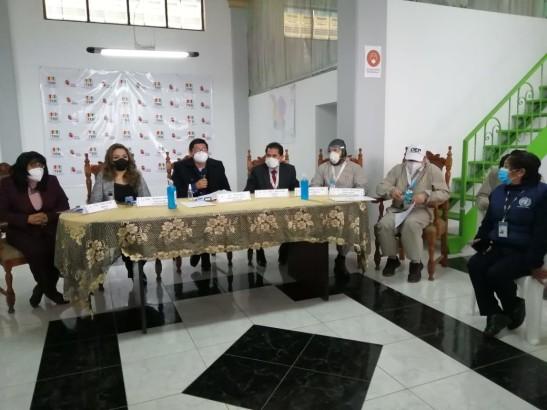 El TED Chuquisaca selecciona 11.154 jurados electorales